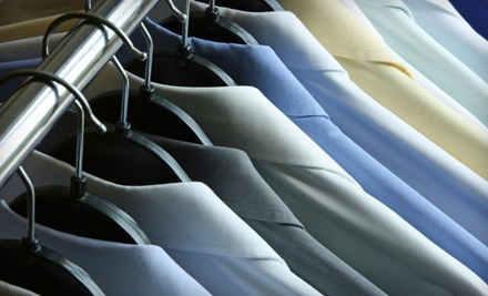 $25 Groupon for Eco-Friendly Dry-Cleaning Services - Coastal Cleaners in Branford