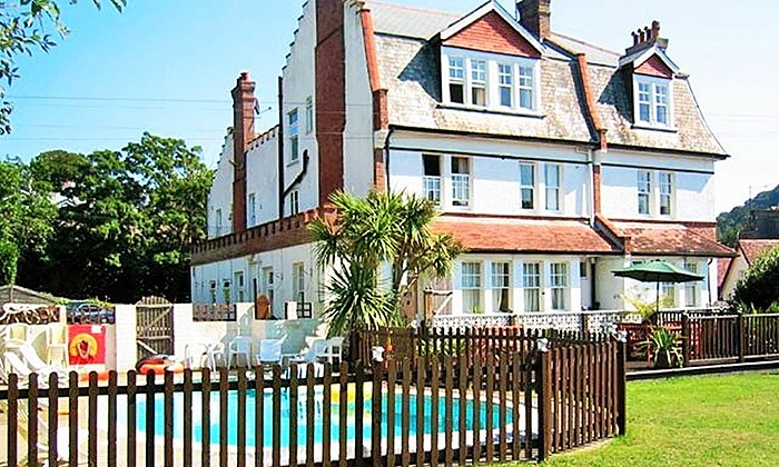 Ste Yardley Manor Hotel Torquay In Torquay Torbay