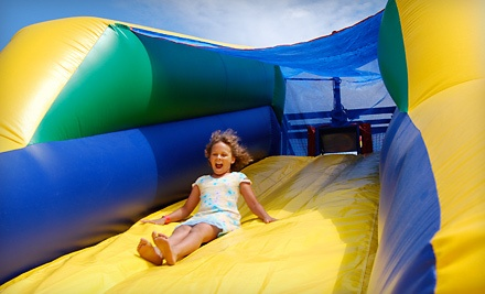 3 Indoor-Playground Visit Punch Card (a $21 value) - SuperGames in Worthington