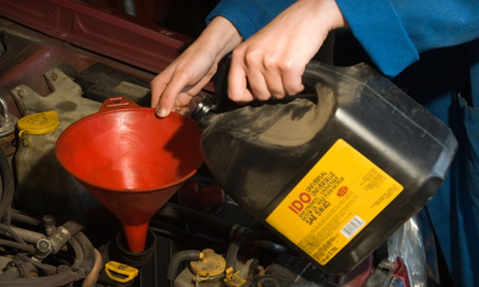 Complete Auto Service - Multiple Locations: Two Standard or Two Synthetic Oil Changes at Complete Auto Service