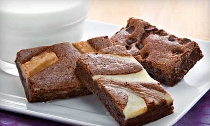 Fairytale Brownies: $20 for $40 Worth of Gourmet Brownies and Cookie Gifts from Fairytale Brownies