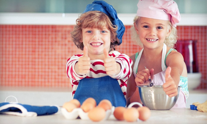 Growing Cooks Culinary Emporium - Royal Land: One or Three Children's Cooking Classes at Growing Cooks Culinary Emporium in Coral Springs (Up to 53% Off)