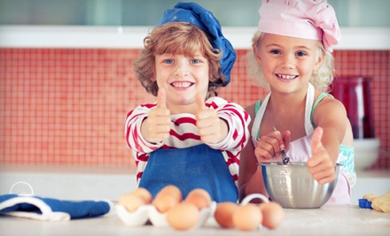 1 Children's or Youth Cooking Class (a $25 value) - Growing Cooks Culinary Emporium in Coral Springs