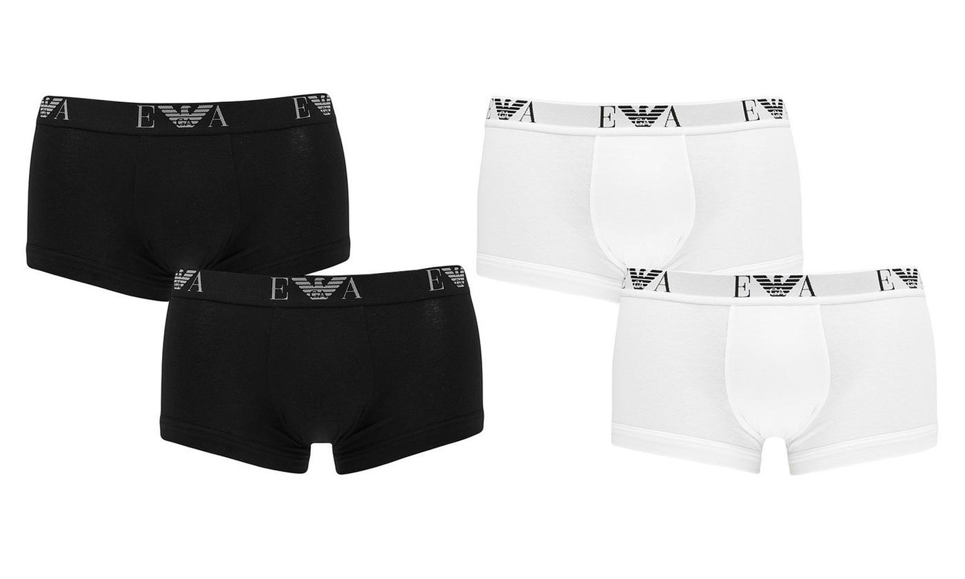 Emporio Armani Men's Selection: Boxer Shorts Two-Pack or T-Shirt