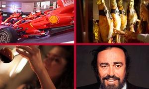 Vivara Viaggi srl: Mondo Ferrari: ingressi a 3 musei tra Modena e Maranello con degustazioni incluse e servizio navetta per la giornata