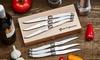 Laguiole-Style Steak Knives Set