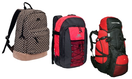 Trespass Backpacks in Choice of Style and Size