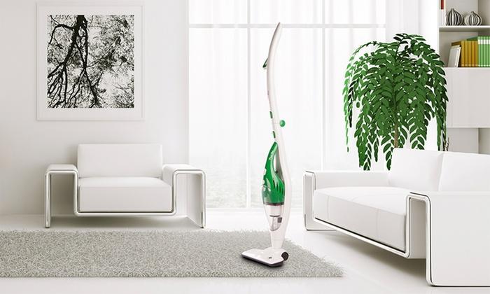 bis zu 74 rabatt standstaubsauger dual vac 2 in 1 groupon. Black Bedroom Furniture Sets. Home Design Ideas