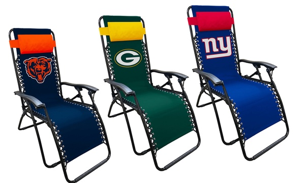 Fine Logo Brands Nfl Zero Gravity Recliner Chair Ocoug Best Dining Table And Chair Ideas Images Ocougorg