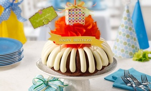 $13 For $20 Worth Of Cakes & Desserts At Nothing Bundt Cakes