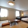 北海道 ニセコ/デラックス和洋室/プール/大浴場/1泊2食