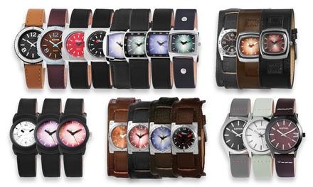 Reloj pulsera analógico de Raptor