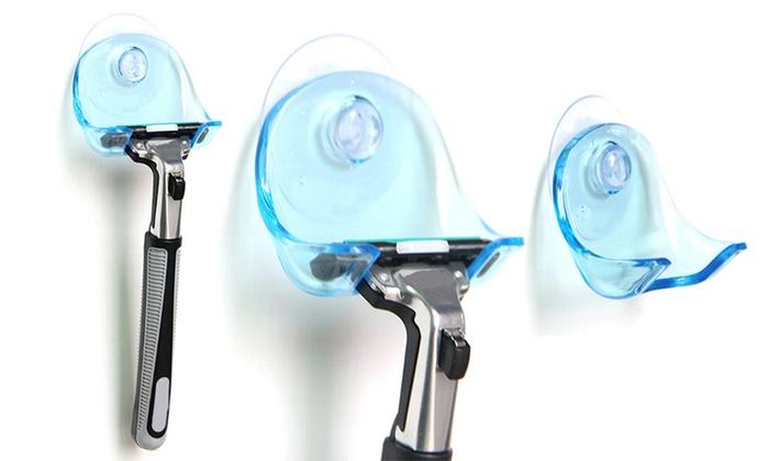 1 ou 2 supports de rasoir avec ventouse dès 490 € (jusquà 80% de rduction)