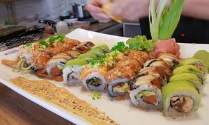 Japonia na talerzu: wybrany zestaw sushi od 89,99 zł w restauracji Wolę Sushi