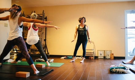 Up to 63% Off on Yoga Class at Cornerstone Yoga LLC