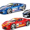Remote-controlled 1:24 Scale F1 Race Car with Flashing Lights
