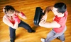 Pine Ave DG Boxing - Long Beach: One or Three Months of Classes with T-Shirt and Use of Gear at Pine Ave DG Boxing (Up to 81% Off)