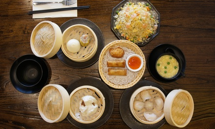 10 Course Yum Cha for 1 ($19), 2 ($35) or 4 People ($67) at Lucky Little Dumplings   Greensborough (Up to $137.20 Value)