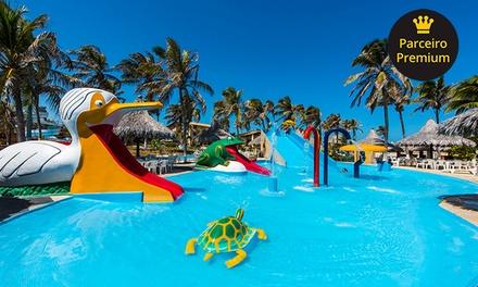 Beberibe, Praia das Fontes/CE: até 7 noites para 2 pessoas no Hotel Parque das Fontes