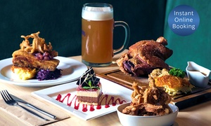 Essen Restaurant & Beer Cafe: $50 for $80 to Spend on German Cuisine and Beverages at the Award-Winning Essen Restaurant & Beer Cafe, Ultimo