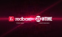 One Month of Showtime + 5 Redbox Movie Nights