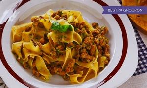 Branzino Seattle: $22 for $40 Worth of Italian Cuisine at Branzino