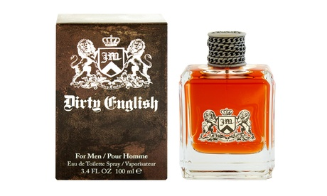 Juicy Couture Dirty English EDT 100ml por 18,98 €