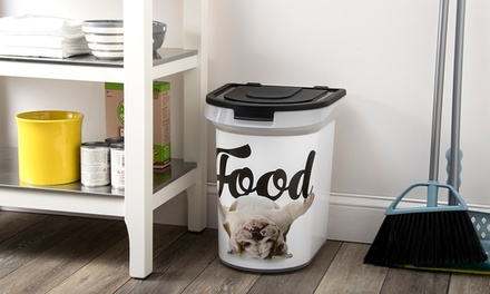 Pet Food Bins (26 Lbs.)