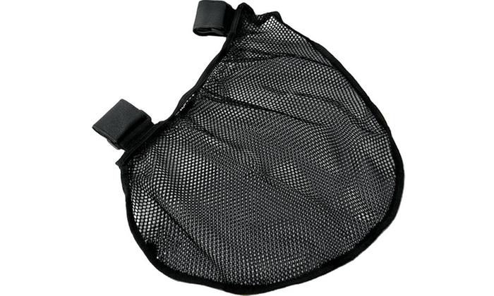 Evelots Attachable Net Stroller Storage Bag