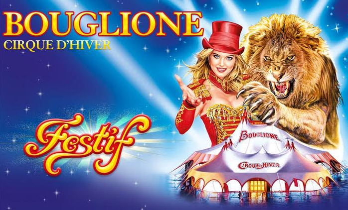 1 place pour la tournée événement du Cirque d'hiver Bouglione dès 10 € danstoute la France