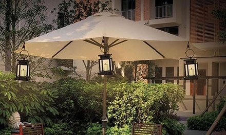 Up to Six Solar Candles Indoor and Outdoor Light from AED 59 (Up to 59% Off)