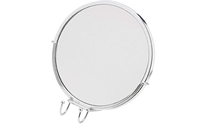 Croydex Anti-Fog Vanity Mirror with Razor Holder