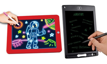 Tableta digital de notas o de dibujo