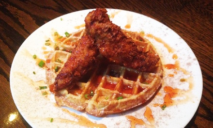 American Pub Cuisine at Brick American Kitchen (Up to 50% Off). Three Options Available.