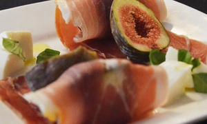 Bianco Nero: Two-Course Italian Meal with Wine for Two or Four at Bianco Nero (Up to 69% Off)