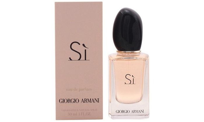 Eau Parfum Armani Femme 30ml Si Pour De wnk0OP