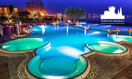 Aquaria Thermal Spa SPA: ingressi Evening, Infrasettimanali o Weekend con opzione Acqua termale Spray o trattamento