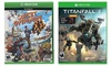 Titanfall 2 with Nitro Scorch Pack and Sunset Overdrive for Xbox One