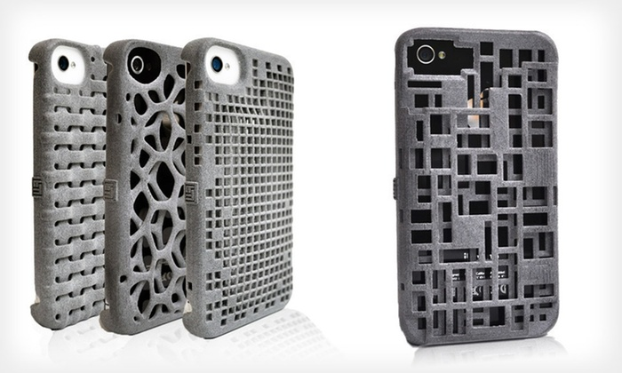 Fresh Fiber 3D Cases for iPhone 4/4S: $8.99 for a Fresh Fiber 3D Case for iPhone 4/4S ($34.99 List Price). Multiple Styles Available. Free Returns.
