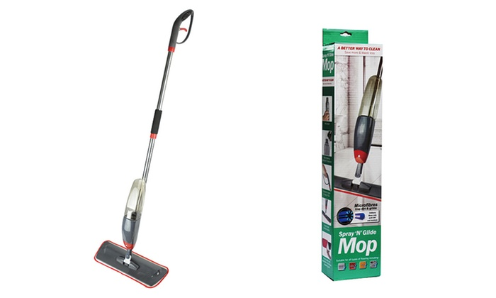 Spray N Glide Mop Groupon
