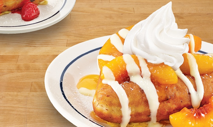 IHOP - Multiple Locations: $14 for Two Groupons, Each Good for $14 Worth of Breakfast and Diner Food at IHOP