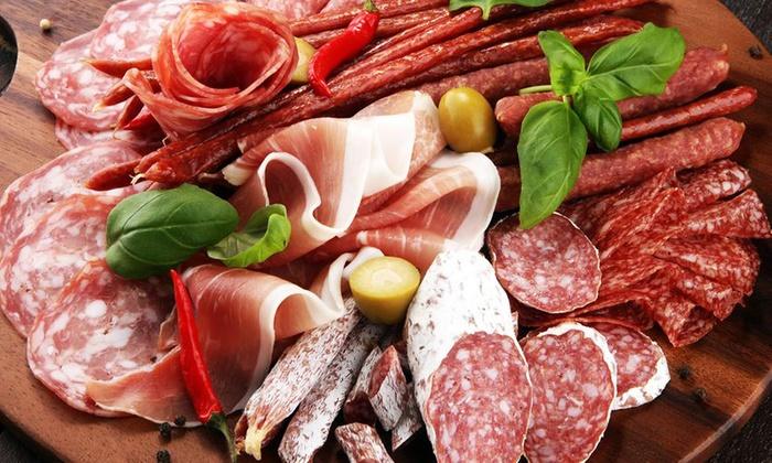 Apericena con tagliere di salumi e formaggi, dolce e Spritz al locale Stuzzicando (sconto fino a 56%)