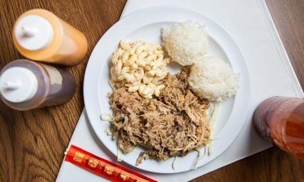 $12 for $15 Worth of Hawaiian Food and Drinks at Aloha Grill