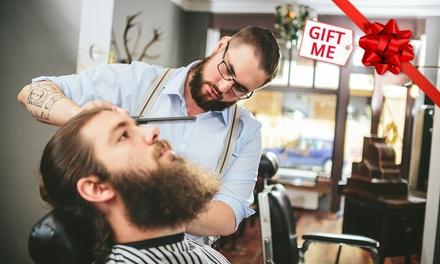 Two Men's Grooming Packages $35 or Langanis Experience Package $49