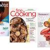 Subscription to Saveur, Fine Cooking, or Bon Appetit Magazine