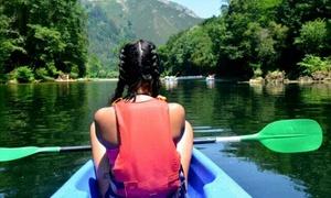 Canoas Martos: Descenso del río Sella en canoa para 1, 2, 4 ,6 u 8 personas desde 14,90 € con Canoas Martos