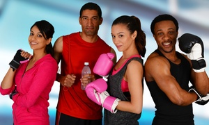 Martial Arts World: 4 or 10 Kickboxing Classes with a Training Session and Boxing Gloves at Martial Arts World (Up to 82% Off)