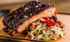 Mighty Quinn's BBQ  - Clifton, NJ: Barbecue Rib Meals for Two or Four at Mighty Quinn's BBQ (36% Off)