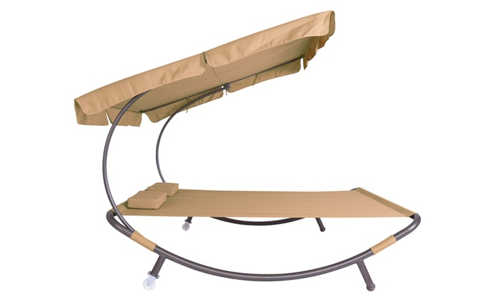 bain de soleil double groupon shopping. Black Bedroom Furniture Sets. Home Design Ideas