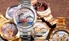 Akribos Damen-Armbanduhr AK953